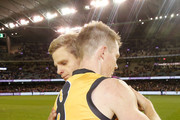 Nick Riewoldt and Jack Riewoldt Photos Photo