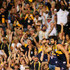 Josh Kennedy Photos - Josh Kennedy of the Eagles celebrates after scoring a goal during the round two AFL match between the West Coast Eagles and the St Kilda Saints at Domain Stadium on April 1, 2017 in Perth, Australia. - AFL Rd 2 - West Coast v St Kilda