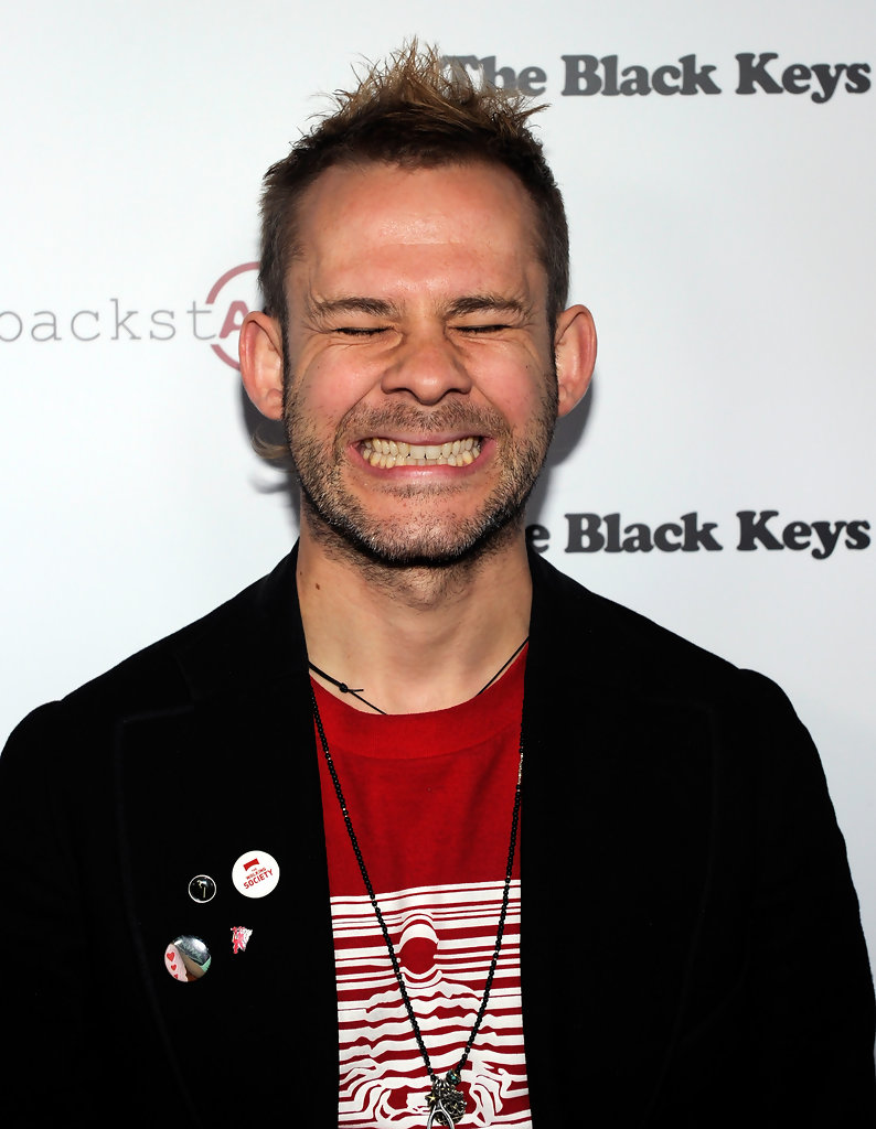dominic monaghan in ag adriano goldschmied launches backstage presents with a performance by. Black Bedroom Furniture Sets. Home Design Ideas