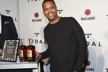 AJ Calloway TIDAL X Benefit Concert Powered By BACARDI And Hosted By Fat Joe