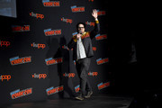 Josh McDermitt attends as AMC presents a special advanced screening of the Season 10 premier of 'The Walking Dead' at Hulu Theater at Madison Square Garden on October 05, 2019 in New York City.