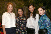 Jenna Elfman, Karen David, Danay García and Alexa Nisenson attend AMC Emmy Brunch 2019  on September 21, 2019 in West Hollywood, California.