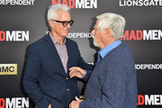 John Slattery Robert Morse Photos Photo