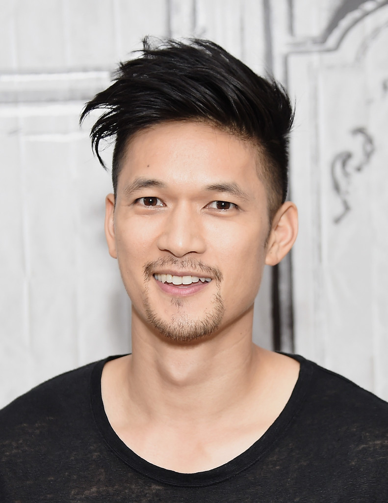 Commit harry shum jr with you
