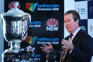 John O'neill ARU Press Conference