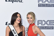 Olivia Jordan and Paulina Vega Photos Photo