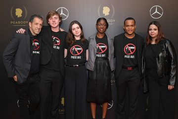 Aalayah Eastmond The 76th Annual Peabody Awards Ceremony - Red Carpet
