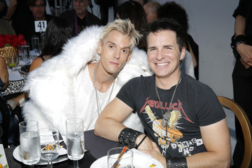 Aaron Carter Project Angel Food's 2017 Angel Awards