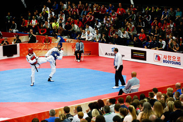 Aaron Cook Manchester World Taekwondo Grand Prix