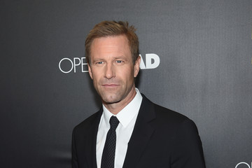 Aaron Eckhart Open Road With Men's Fitness Host The Premiere Of 'Bleed For This'