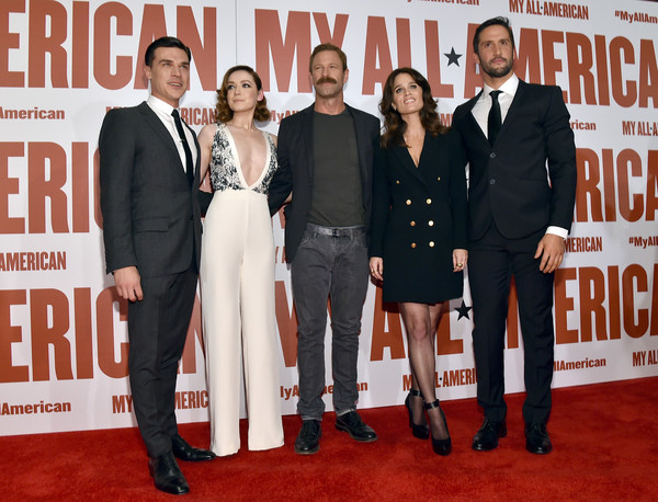 Premiere Of Clarius Entertainments My All American