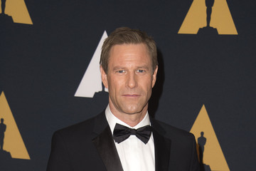 Aaron Eckhart Academy of Motion Picture Arts and Sciences' 8th Annual Governors Awards - Arrivals