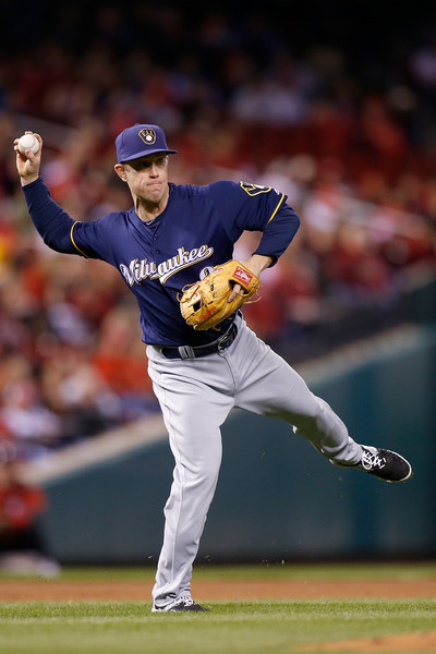 Aaron Hill Brewers