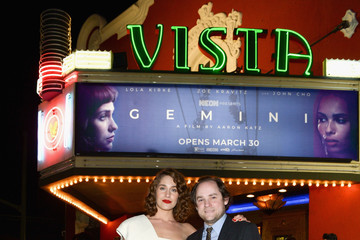 Aaron Katz Premiere Of Neon's 'Gemini' - Red Carpet