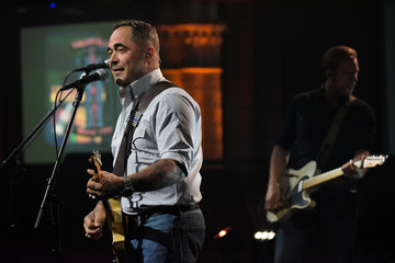 "Aaron Lewis CBS's ""The Late Show with Stephen Colbert"" - Season Two"