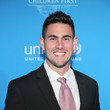 Aaron Murray UNICEF's Evening for Children First to Honor Ted Turner