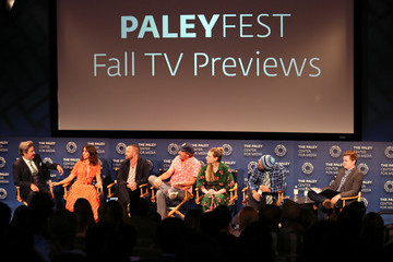 Aaron Paul Mike Hollingsworth The Paley Center For Media's 2018 PaleyFest Fall TV Previews - Netflix - Inside