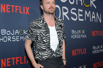 Aaron Paul 2020 Getty Entertainment - Social Ready Content