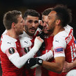 Aaron Ramsey European Best Pictures Of The Day - April 12, 2019