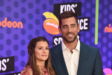 Aaron Rodgers Nickelodeon Kids' Choice Sports 2018 - Arrivals