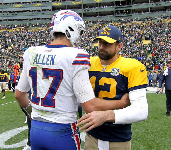 Buffalo Bills vs. Green Bay Packers