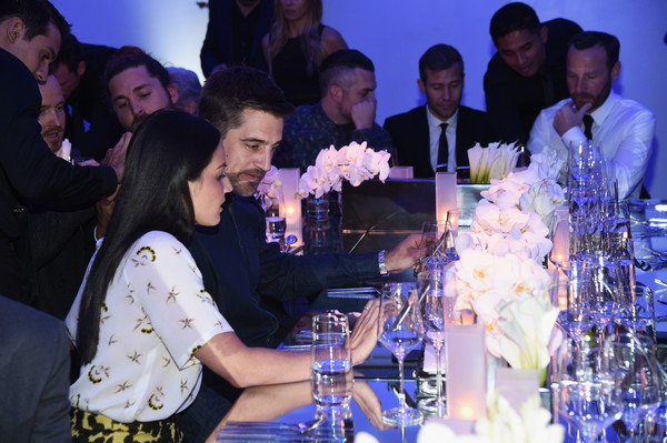 Aaron Rodgers - Samsung Launches The Galaxy S 6 With Special Guests In Los Angeles