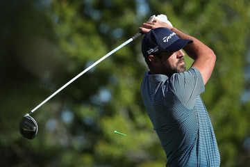 Aaron Rodgers American Century Championship - Final Round