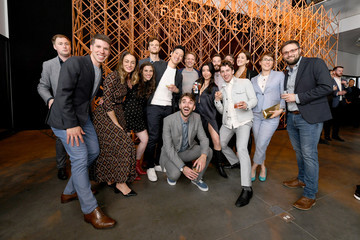 Aaron Schroeder Bulleit Celebrates Premiere Of 'Plus One' With After Party At Bulleit 3D Printed