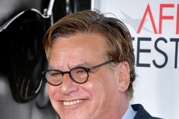 Aaron Sorkin AFI FEST 2017 Presented By Audi - Closing Night Gala - Screening Of 'Molly's Game' - Arrivals