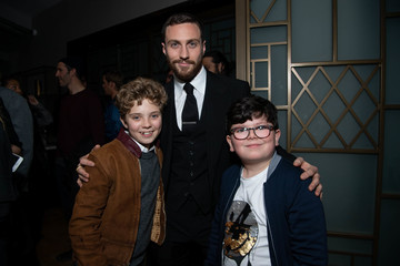 "Aaron Taylor-Johnson Special Screening Of Momentum Pictures' ""A Million Little Pieces"" - After Party"