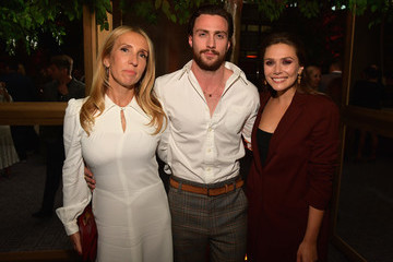 Aaron Taylor-Johnson 2018 HFPA And InStyle's TIFF Celebration