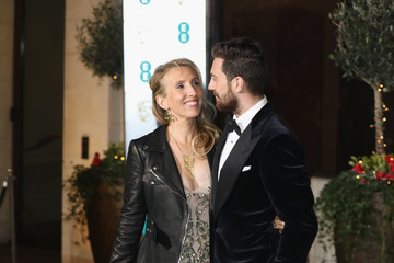 Aaron Taylor-Johnson EE British Academy Film Awards - Official After Party - Arrivals