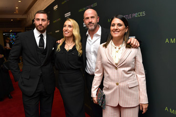 Aaron Taylor-Johnson Special Screening Of Momentum Pictures' 'A Million Little Pieces' - Red Carpet