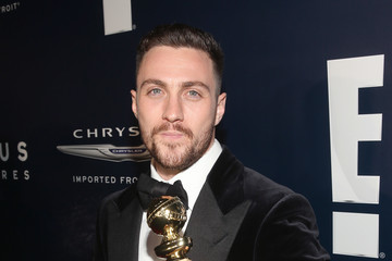 Aaron Taylor-Johnson Universal, NBC, Focus Features, E! Entertainment Golden Globes After Party Sponsored by Chrysler