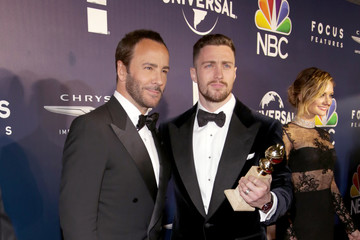 Aaron Taylor-Johnson NBCUniversal's 74th Annual Golden Globes After Party - Arrivals