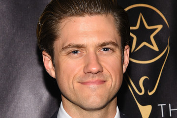 Aaron Tveit 32nd Annual Lucille Lortel Awards - Arrivals