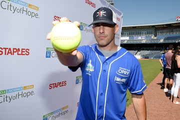 Aaron Watson City of Hope Celebrity Softball Game - Arrivals
