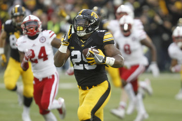 Aaron Williams Nebraska v Iowa