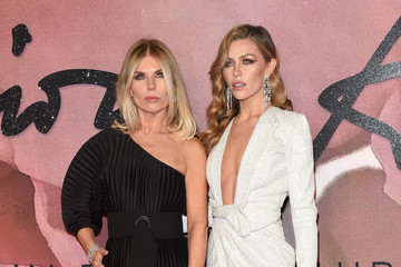 Abbey Clancy The Fashion Awards 2016 - Red Carpet Arrivals