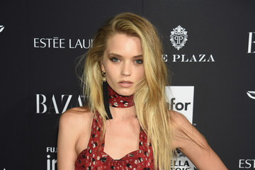 Abbey Lee Kershaw Harper's BAZAAR Celebrates 'ICONS' At The Plaza Hotel