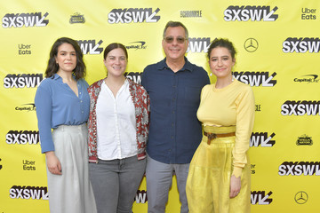 Abbi Jacobson Sarah Babineau 'Broad City' Series Finale Premiere - 2019 SXSW Conference And Festivals