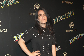 Abbi Jacobson Refinery29's Second Annual New York Fashion Week Event, '29Rooms'