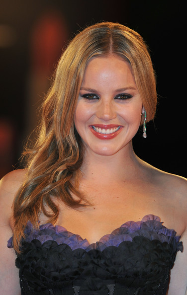 "Abbie Cornish Actress Abbie Cornish attends the ""W.E."" premiere at the Palazzo Del Cinema during the 68th Venice Film Festival on September 1, 2011 in Venice, Italy."