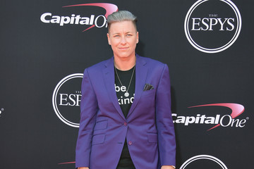 Abby Wambach The 2017 ESPYS - Arrivals