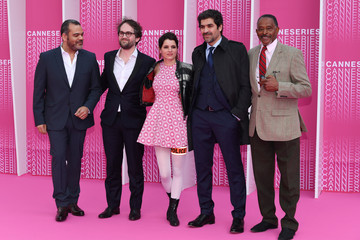 Abdelhafid Metalsi 'The Truth About The Harry Quebert Affair' Pink Carpet Arrivals - The 1st Cannes International Series Festival