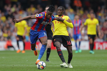 Abdoulaye Doucoure Watford v Crystal Palace - Premier League