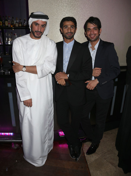 Abu Dhabi Film Festival 2012 - Day 3: Jaeger-LeCoultre Collection