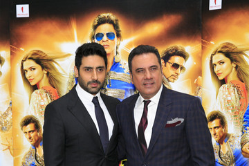 "Abhishek Bachchan ""Happy New Year"" Photocall"