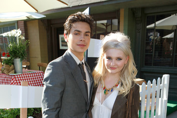 Abigail Breslin Jake T. Austin Variety's Power Of Youth Presented By Hasbro And GenerationOn - Charity Partners