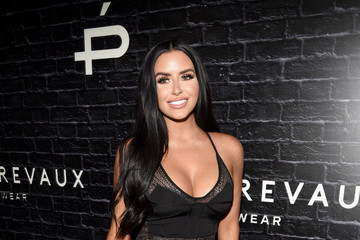 Abigail Ratchford Prive Eyewear Launch Party